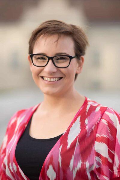 Natascha Wanek Portrait 1