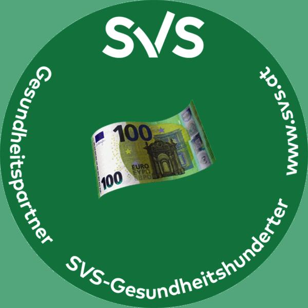 SVS Gesundheitshunderter Logo