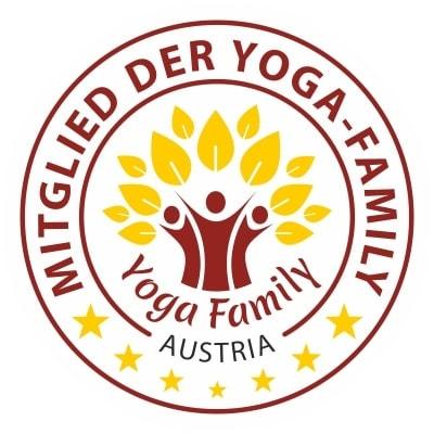 Yoga-Family Austria Logo