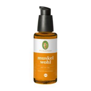 Primavera Muskelwohl Aktiv Öl Bio