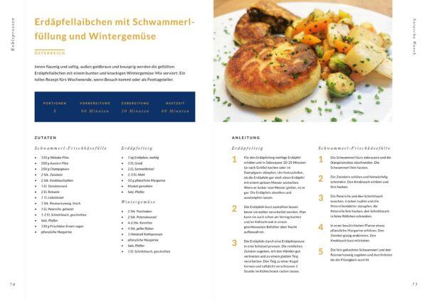 Rezeptbuch Kohl Beispielrezept