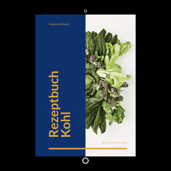 Rezeptbuch Kohl Cover Tablet
