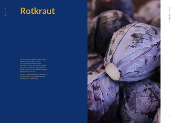 Rezeptbuch Kohl Kapitel Rotkraut